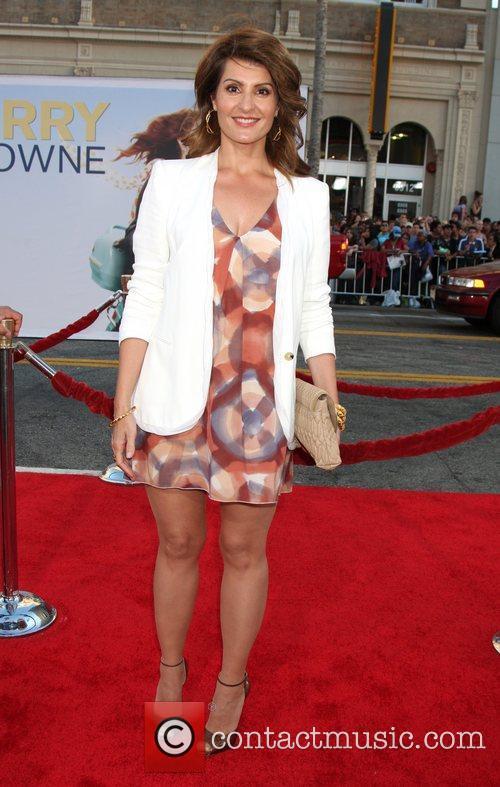 Nia Vardalos 'Larry Crowne' Los Anglees Premiere at...