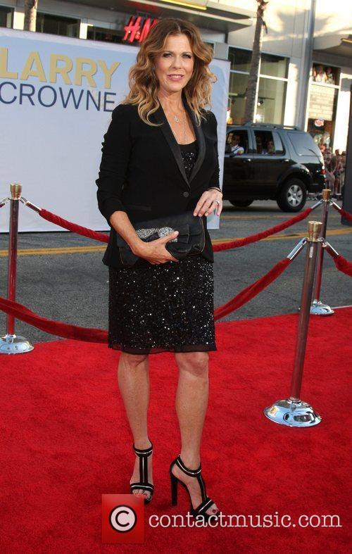 Rita Wilson 'Larry Crowne' Los Anglees Premiere at...
