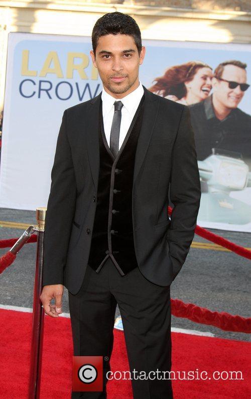Wilmer Valderrama 'Larry Crowne' Los Anglees Premiere at...