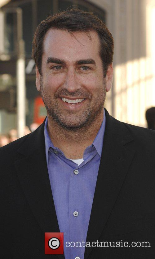 Rob Riggle 'Larry Crowne' Los Angeles Premiere at...