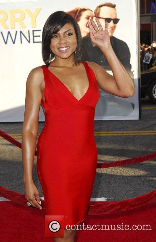 Taraji P. Henson 'Larry Crowne' Los Angeles Premiere...