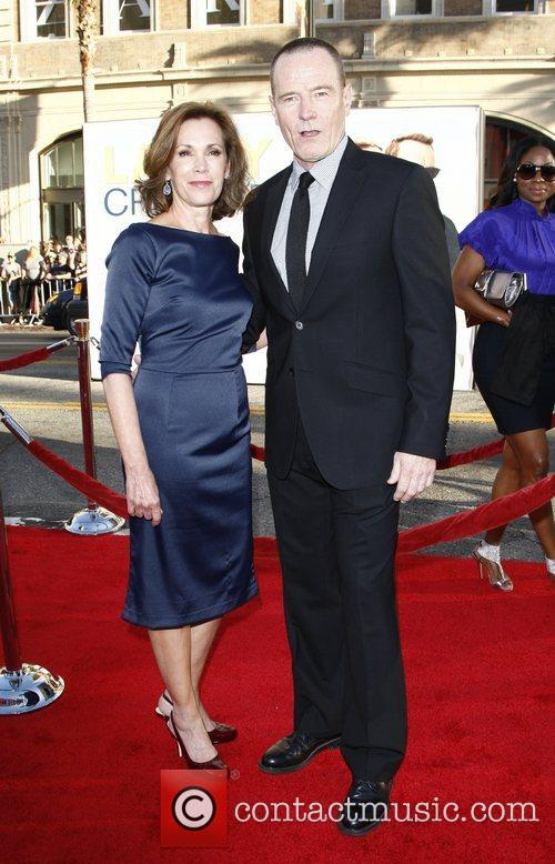 Bryan Cranston and Guest 'Larry Crowne' Los Anglees...