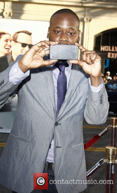 Malcolm Barrett  'Larry Crowne' Los Anglees Premiere...
