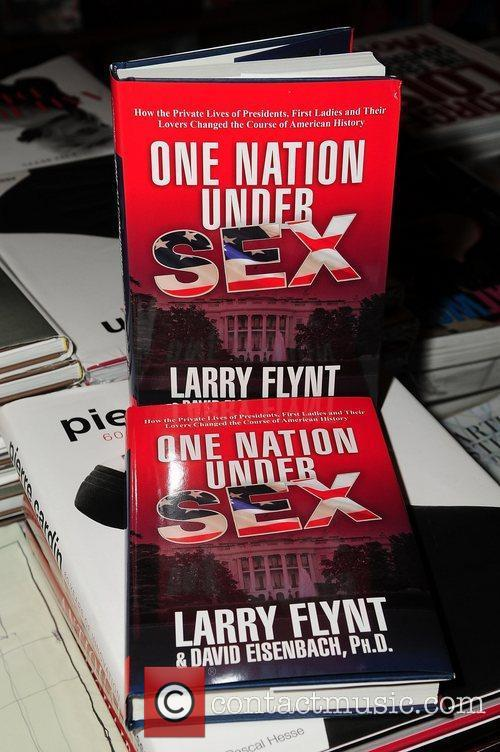 Larry Flynt's book 'One Nation Under Sex: How...