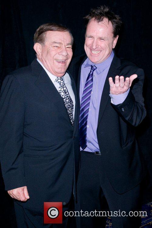 Colin Quinn and Freddie Roman