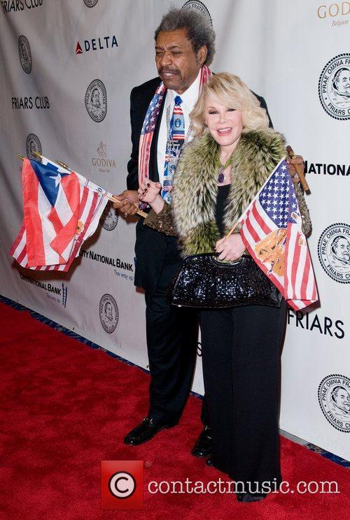 Don King and Joan Rivers 2
