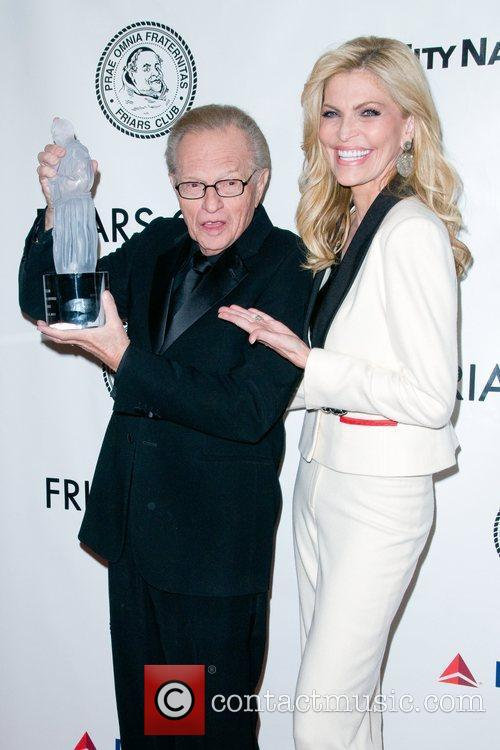 Larry King and Shawn King 11