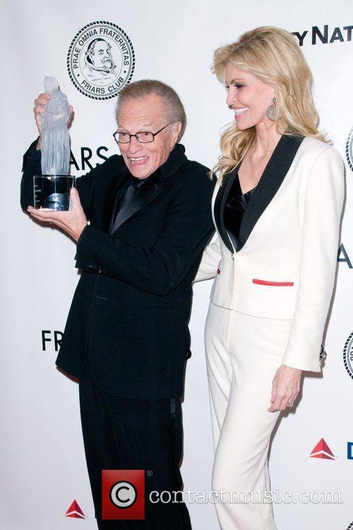 Larry King and Shawn King 10