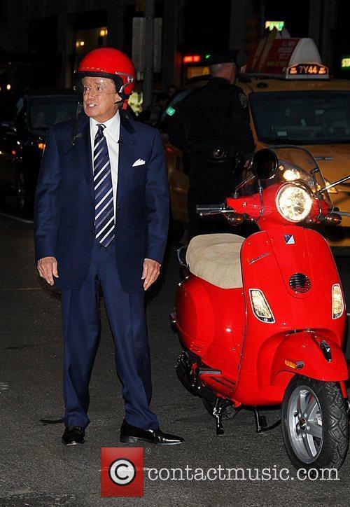 Regis Philbin and David Letterman 18
