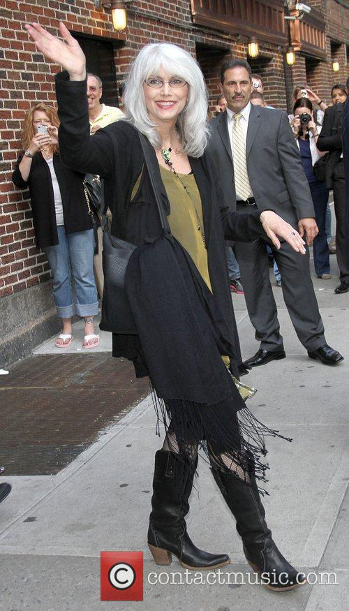 Emmylou Harris,  at the 'The Late Show...