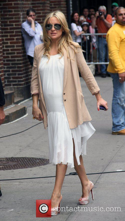 Kate Hudson 'The Late Show with David Letterman'...
