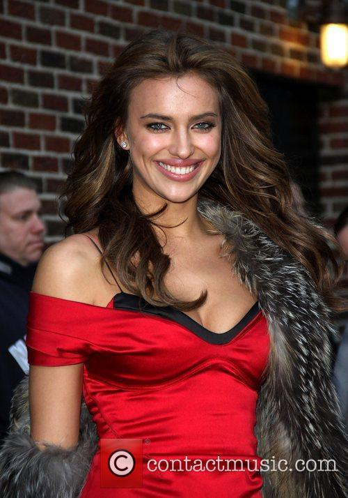 Irina Shayk and Ed Sullivan 4