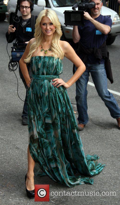 Paris Hilton and Ed Sullivan 10