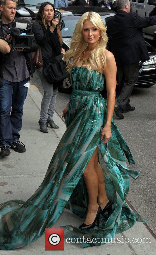 Paris Hilton and Ed Sullivan 11