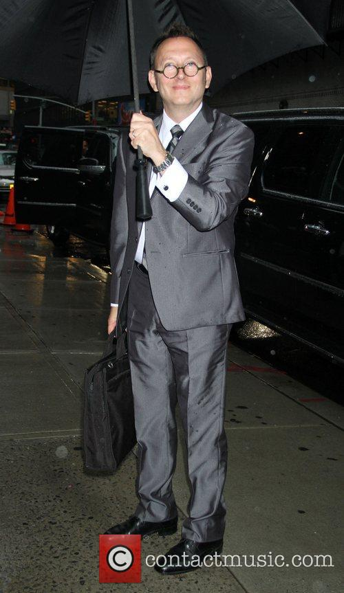Michael Emerson 'The Late Show with David Letterman'...