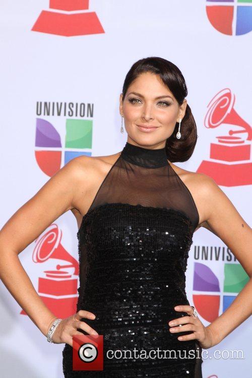 Blanca Soto and Grammy 1
