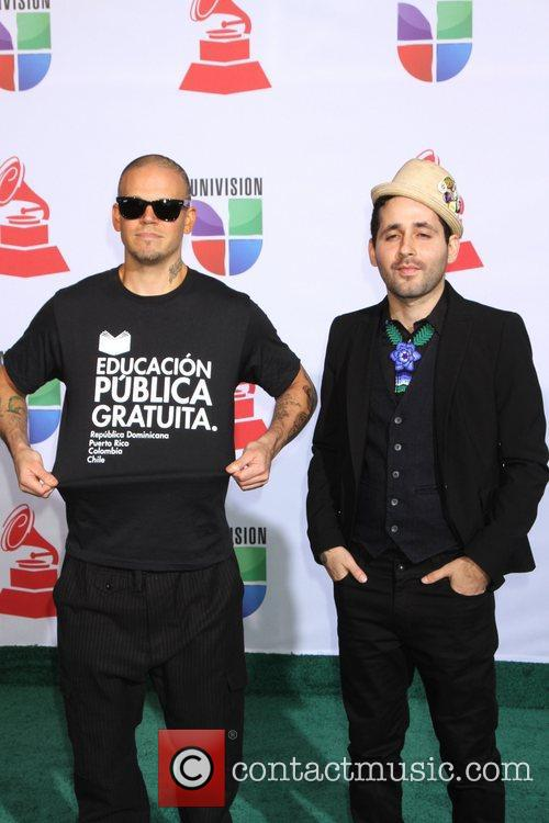 Calle 13 and Grammy
