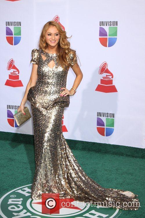 Paulina Rubio and Grammy 2