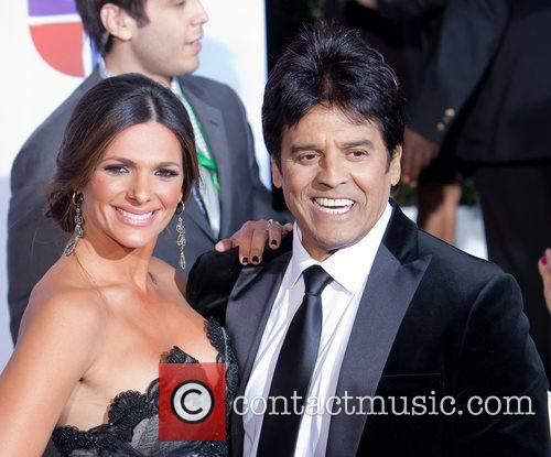 Barbara Bermudo and Grammy 8