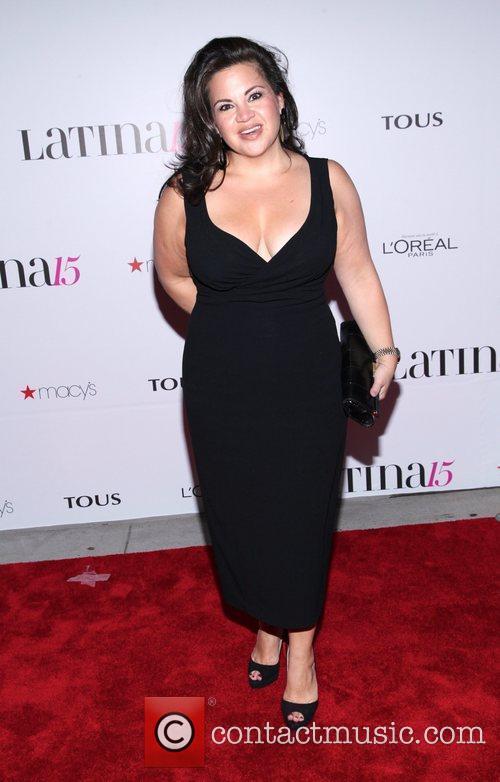 Christy Haubegger  Latina Magazine's 15th anniversary celebration...