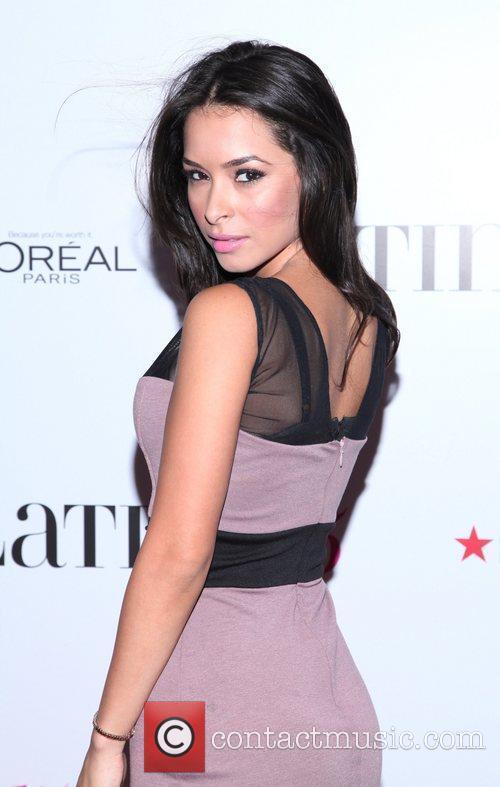 Jessica Caban  Latina Magazine's 15th anniversary celebration...