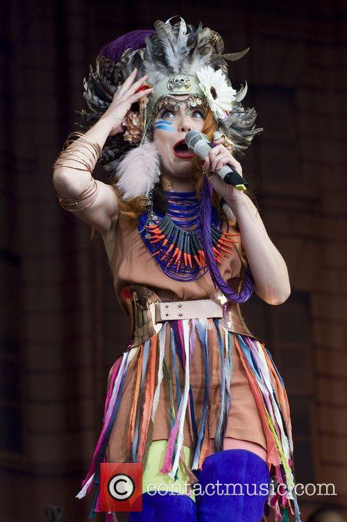 Paloma Faith, Latitude Festival