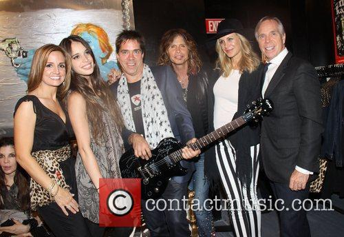 Steven Tyler and Tommy Hilfiger 8