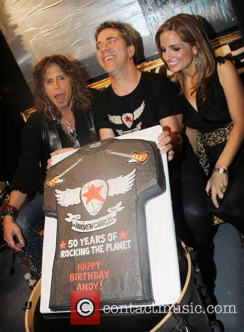 andy hilfiger steven tyler and guest andrew 3559092