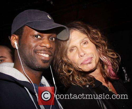 Pras Michel and Steven Tyler 3