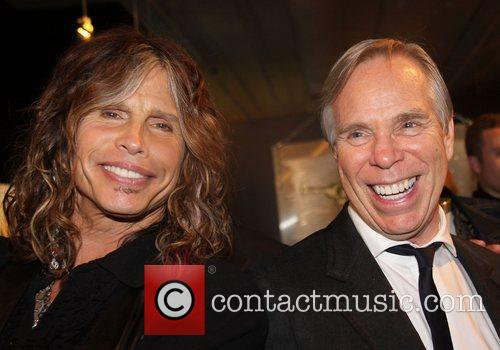 Steven Tyler and Tommy Hilfiger 1