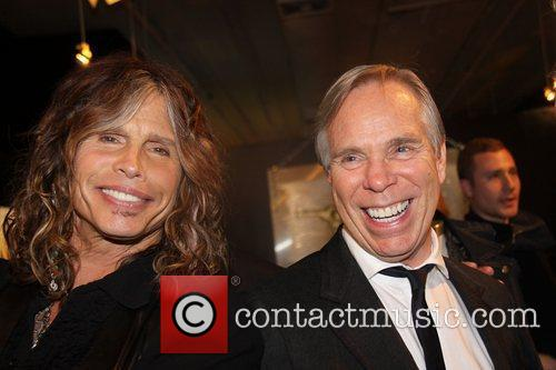 Steven Tyler and Tommy Hilfiger 2