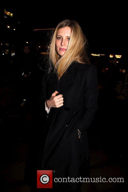 Laura Bailey out and about in North London...