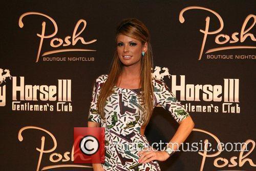 Laura Croft at Posh Nightclub Las Vegas, Nevada