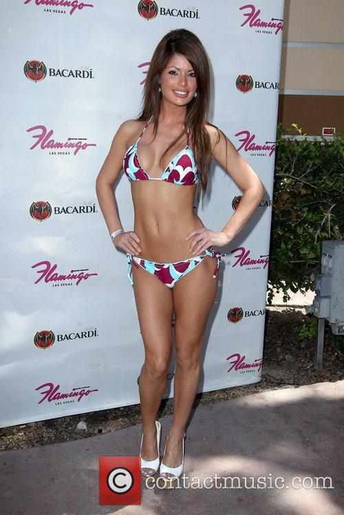 Host's 'Go Pool Party' at Flamingo Hotel and...