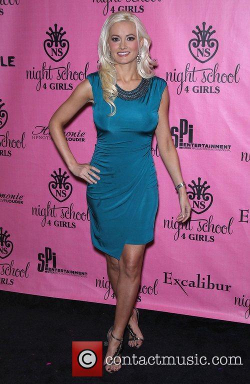 Holly Madison Laura Croft's Night School 4 Girls...