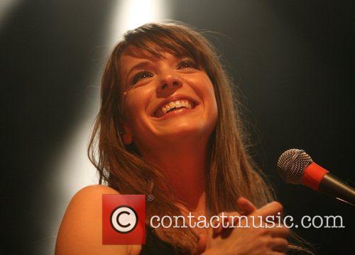 Performing live in Paard van Troje, Den Haag