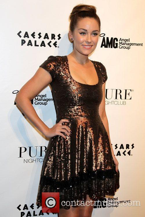 Lauren Conrad, Caesars, Las Vegas, Caesars Palace, Pure Nightclub