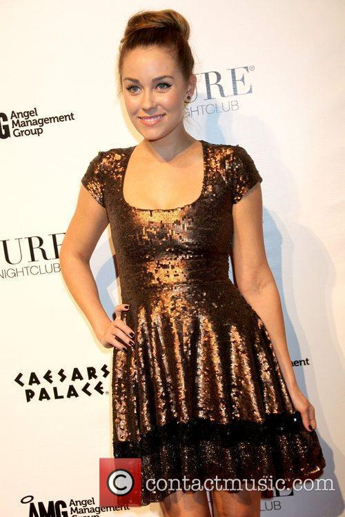 Lauren Conrad, Caesars and Las Vegas 1