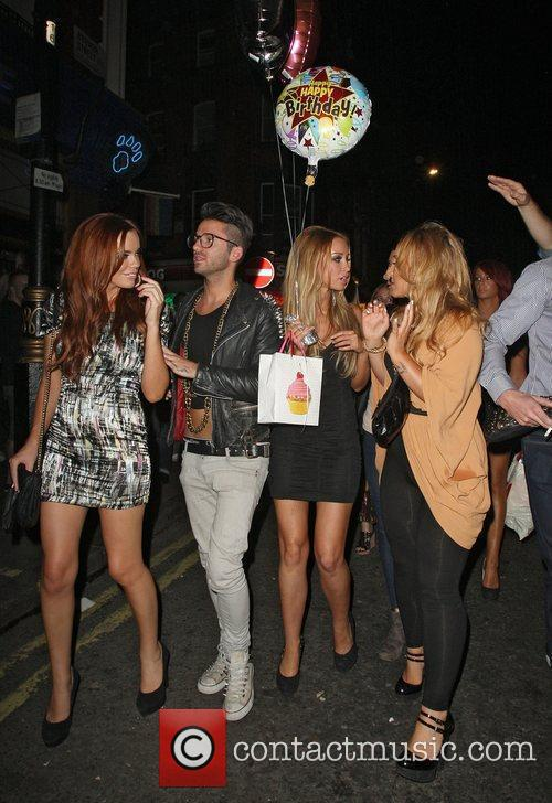 Lauren Pope and Shadow Lounge 3