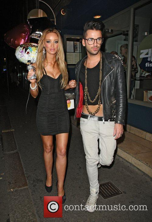 Lauren Pope and Shadow Lounge 1