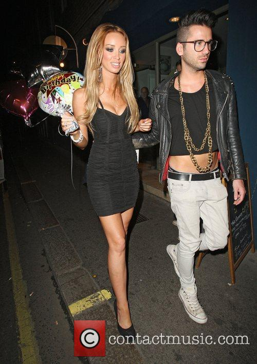 Lauren Pope and Shadow Lounge 8