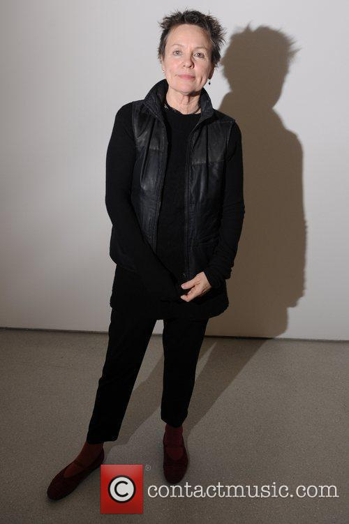 Laurie Anderson  at Barbican Centre  London,...