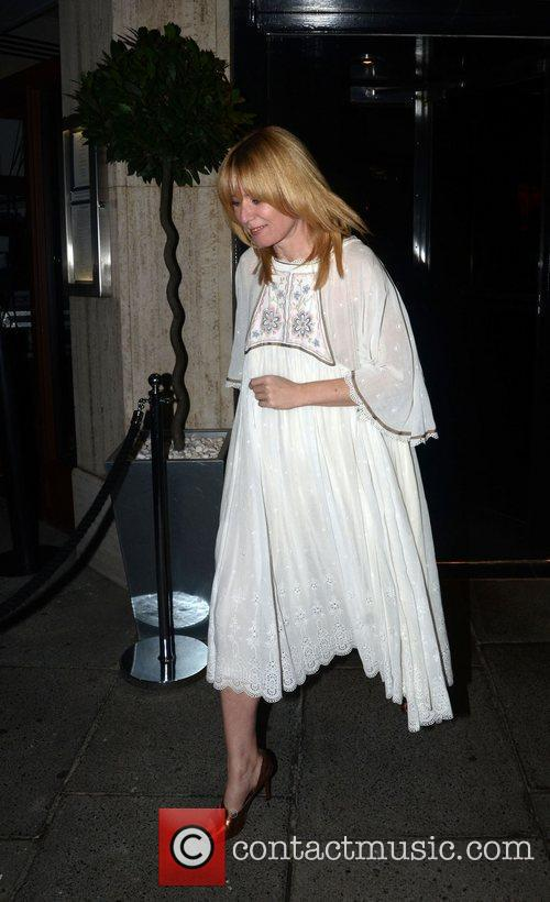 Roisin Murphy  at a private dinner celebrating...