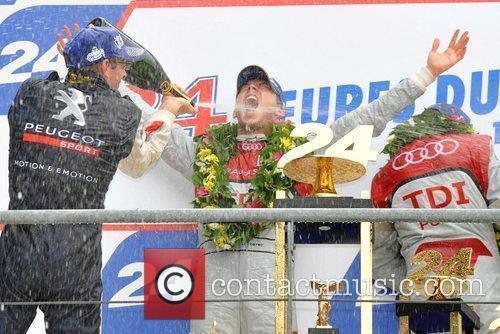 Andre Lotterer, Benoit Treluyer Scenes from the second...