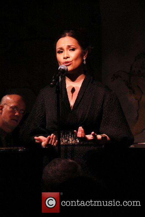 Lea Salonga Opening night of 'Lea Salonga: New...