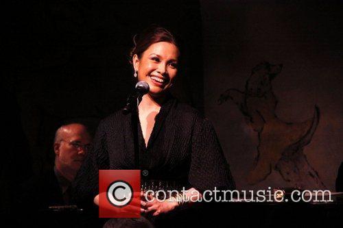 Opening night of 'Lea Salonga: New York In...