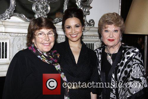Helen Reddy, Lea Salonga and Marilyn Maye Opening...