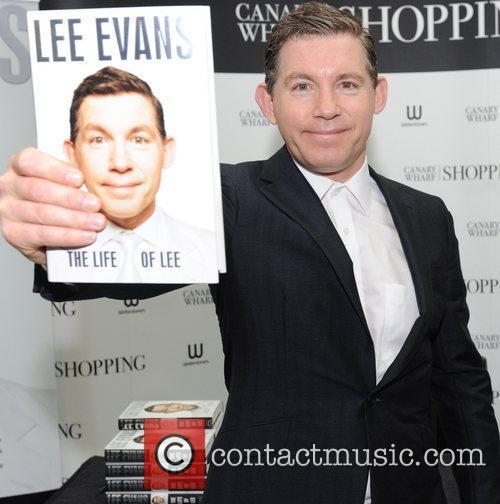 Lee Evans 9