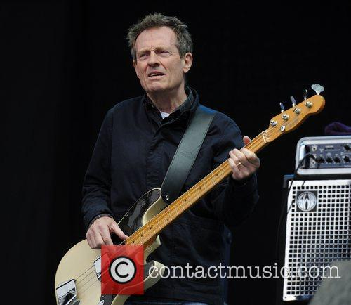 John Paul Jones performs with Seasick Steve Leeds...