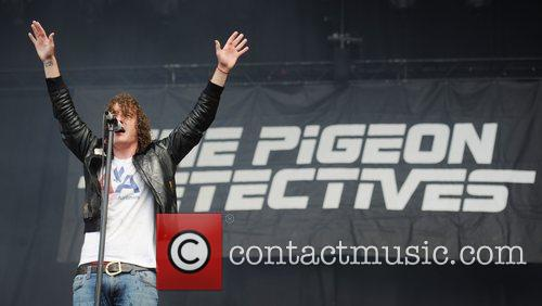 The Pigeon Detectives and Seasick Steve 4